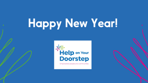 Happy New Year from Help on Your Doorstep